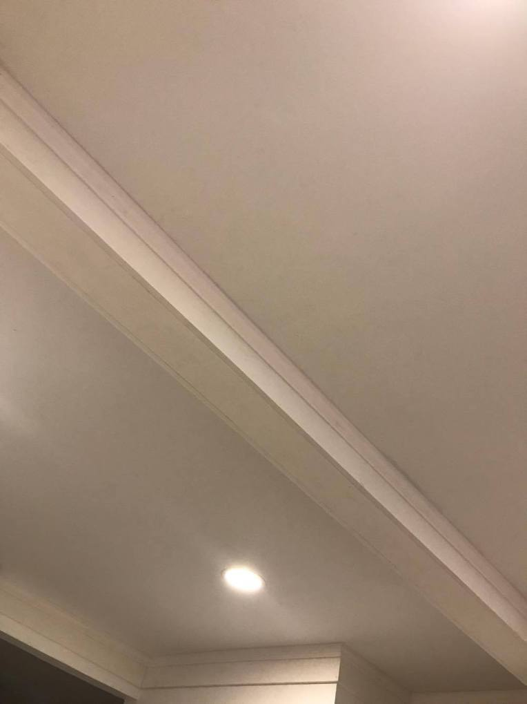 One Room Challenge Kitchen Ceiling Makeover