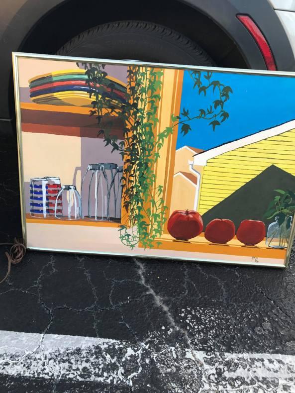 80s doing 70s art
